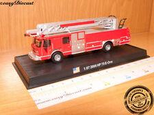 FIRE TRUCK 1:87 HP 75 E-ONE USA 2005 FIREMAN CAR