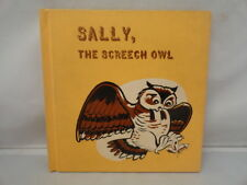 Sally the Screech Owl by Darby Illustrated Miller 1964
