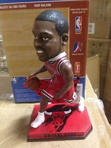 Dwyane Wade Chicago Bulls Nation Bobble Head Bobblehead NEW 2016