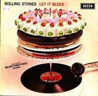 The Rolling Stones - Let It Bleed (LP, Album) Vinyl Schallplatte 161614