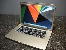 "Apple MacBook Pro 15.4"" Laptop, Intel Core i7 2.66GHZ, 4GB Mem, 500GB HD, DVD-WR"