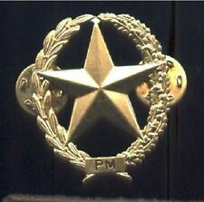 Brevet PISTOOL MITRAILLEUR Nederlands leger - PM - Dutch UZI sharpshooter badge