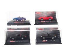 """4x Schuco Cabrio BMW, Mercedes, Porsche 1:87 """"Db03"""