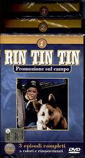 RIN TIN TIN - 3 DVD NUOVO E SIGILLATO (9 episodi), PRIMA EDIZIONE ITALIANA, F.C.