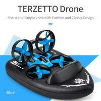 JJRC H36F 3 Modes Mini Drone Helicopter Water Racing Boat Quadcopter RC Toy