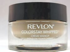 REVLON - LOT OF 2 -  COLORSTAY WHIPPED CREME MAKEUP - #330 TRUE BEIGE - SEALED