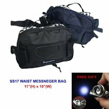 "New Travel Sport 11"" Supreme²3M Waist Bag Waist Shoulder Messenger Bag Wallet x1"