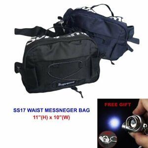 "New Travel Sport 11"" Supreme²3M Waist Bag Waist Shoulder Messenger Bag Wallet x1"