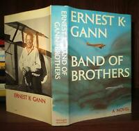 Gann, Ernest K.  BAND OF BROTHERS  1st Edition 4th Printing