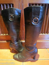womens CORELLI leather boots SZ 9