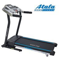 ATALA TAPIS ROULANT TAPPETO PALESTRA HOME FITNESS RUNFIT 110 VERSIONE 2020
