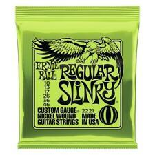 Ernie Ball 2221 Regular Slinky Nickel Wound Electric Guitar Strings