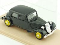 Eligor 1031 Citroen Traction AV Avant Berline 1938 1:43  OVP 1604-25-26