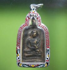 TOP REAL OLD THAI BUDDHA AMULET LP PRI VERY RARE !!!