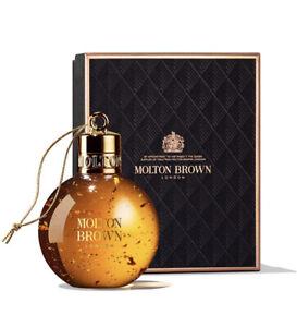 Molton Brown mesmerising oudh accord and gold festive bauble 75ml Uvp 28,00€ Neu