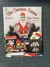 Tole Painting Christmas Express Claus & Co Santa Nutcracker Brenda Stott