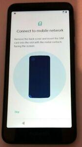 Motorola Moto E6 2GB XT2005DL 16GB Smartphone Fast Ship Excellent Used PIN LOCK