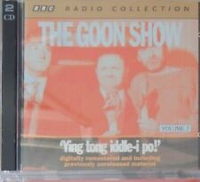 CD The Goon Show `Ying Tong iddle-i po!` 2 x cds BBC Radio Collection Volume 7