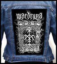 WARDRUNA --- Giant Backpatch Back Patch
