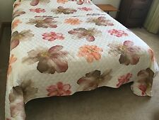 NEW Bed quilt Italian made in original package