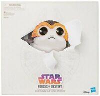 Star Wars Forze Di Destiny Chewbacca E Porgs Figura Scatola Set - ( Sdcc 2018