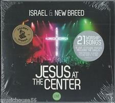 ISRAEL & NEW BREED - Jesus At The Center - Christian Music CCM Praise Worship CD