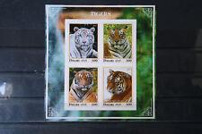 Tiger 20 tigre Katzen cats Panthera tigris Tiere animals Fauna postfrisch ** MNH