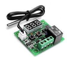 Module Thermostat LCD -50 à +100°C - Sonde déportée - Sortie Relais - Manuel FR