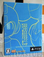 ROCKMAN & ROCKMAN X 5 IN 1, SPECIAL BOX LIMITED EDITION, SONY PLAYSTATION 4, PS4