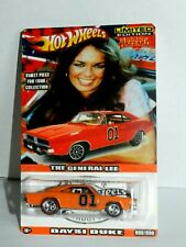 HOT WHEELS CUSTOMS 69 DODGE CHARGER General Lee DAYSI D. The Dukes of HAZZAR