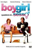 BOY GIRL! QUESTIONE DI....SESSO (2006) di Nick Hurran - DVD EX NOLEGGIO - EAGLE
