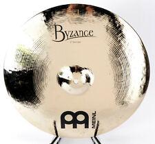 "Meinl Cymbals B17TC-B 17"" Thin Crash Cymbal - B20 Bronze Alloy - Brilliant"