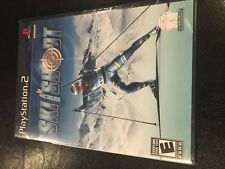 Ski and Shoot (Sony PlayStation 2, 2009) PS2