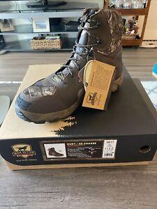 "Irish Setter Vaprtrek 8"" hunting boots - 1200g Insulation - Waterproof - SZ 11.5"