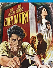 ELMER GANTRY (BURT LANCASTER) - BLU RAY - Region A - Sealed