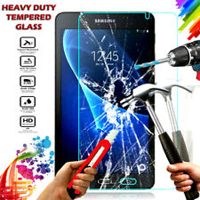 Authentic Tempered Glass Genuine Screen Protector Apple iPad Samsung Tablets UK