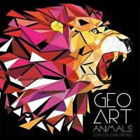 BUXTON, MICHAEL-GEO ART ANIMALS BOOK NEUF