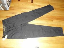 Men's Popper Public Safety Navy Blue Pants Size 32X36 Unhemed NWT