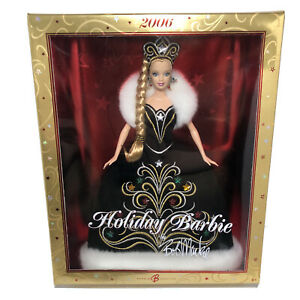 Bob Mackie Holiday Barbie Doll 2006 Collector Edition J0949 New Old Stock Barbie