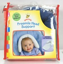 gold bug preemie head support extra soft support new in package