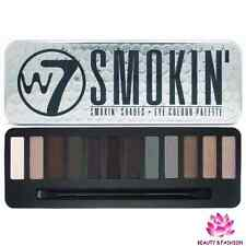 PALETTE  FARDS OMBRES A PAUPIÈRES W7 SMOKIN' SHADES  MAQUILLAGE NEUF