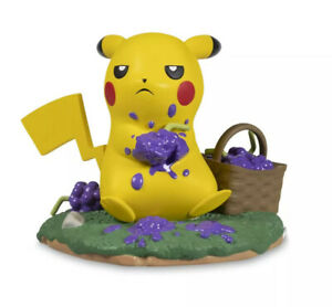 Pikachu Moods: Annoyed Figure #2 of 8 Pokemon Center Exclusive IN HAND