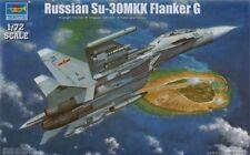 Trumpeter 1/72 Russian SU-30MKK Flanker G # 01659