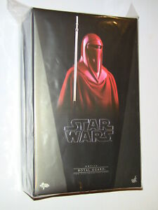 Hot Toys Star Wars Return Of The Jedi Royal Guard 1/6 Scale Action Figure NEW