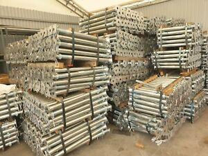 Bausprieß Baustütze Feuerverzinkt Fensterstütze Deckenstütze 20KN !!!