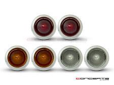 LED Rear Hotrod Trailer Stop Tail Brake Lights Indicator Turn Lamp Custom Buggy