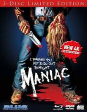 MANIAC USED - VERY GOOD BLU-RAY DISC