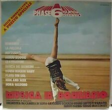 AA.VV. MUSICA IN EQUILIBRIO SERGIO FARINA ARMANDO SCIASCIA LP  1975 ITALY