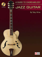 A Guide to Chord-Melody Jazz Guitar - Guitar Educational Book and CD N 002500590