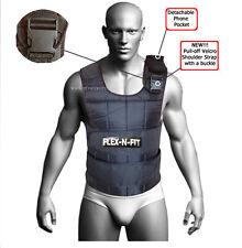 10 Kg Adjustable Weighted Vest Crossfit Training MMA Gym Training vests